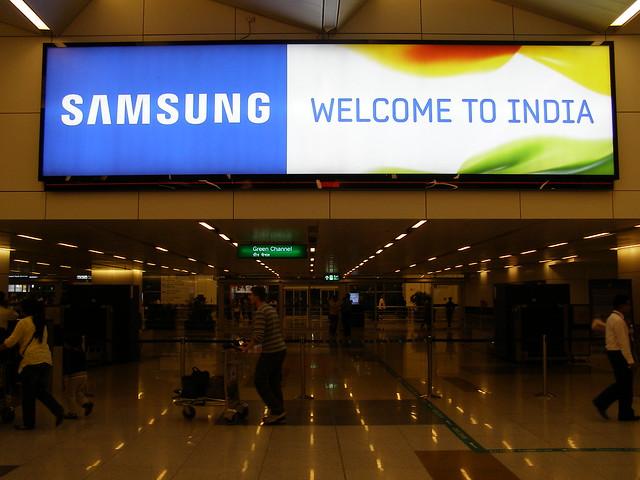 欢迎来到印度