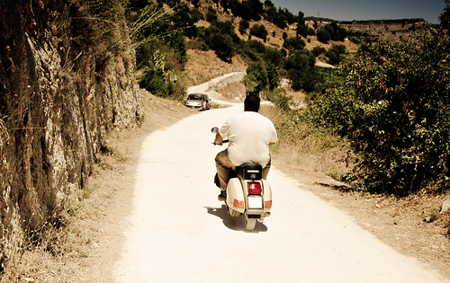 travelin' ... on the road to somewhere by Francesco La Barbera