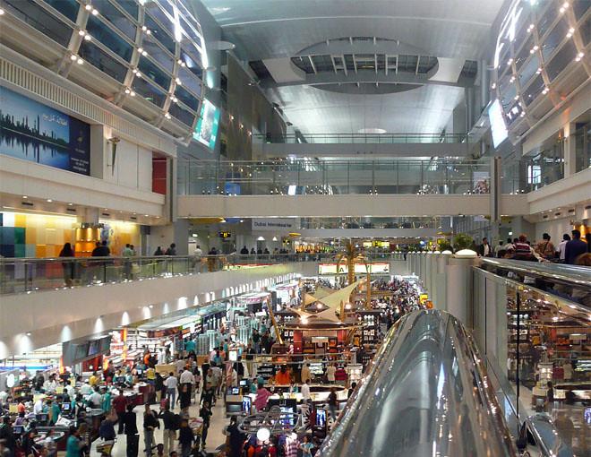 Aeroporto Kuwait : Dubai international airport uae architecture revived