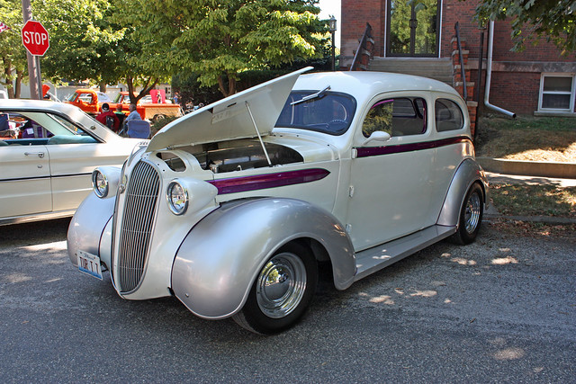 1937 plymouth 2 door sedan custom 2 of 9 flickr