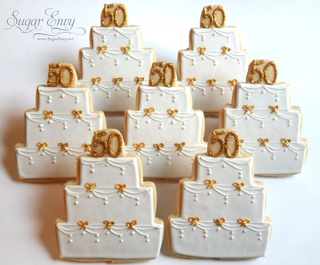 50th Wedding Anniversary Decorations