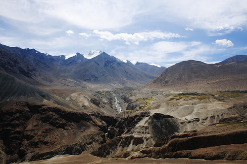 Route to Nubra Valley