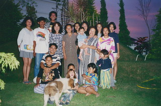 Bangkok, family portrait