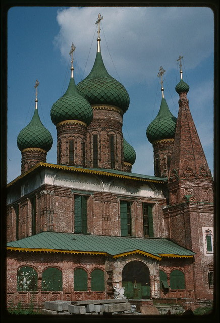Church of Saint Nicholas Mokry, Varoslavl, Russia