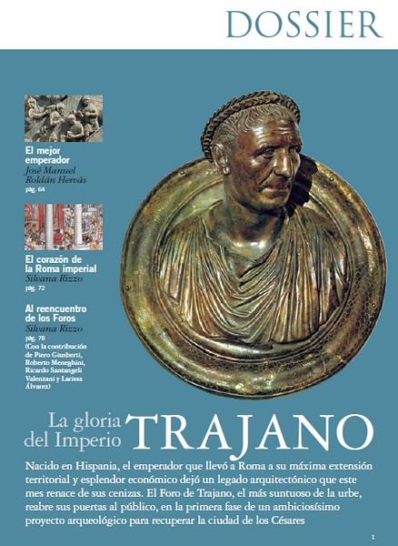 Rome, The Imperial Fora Project (1998-2011): Roma - Silvana Rizzo, El corazon de la Roma Imperiali & Al reencuentro de los Foro, (1999-2000) = [S. Rizzo, P. Giusberti, R. Meneghini e R. S. Valenzani. Fori Imperiali, ARCHEO, nn. 178, (12/1999)].