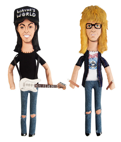 Wayne's World (Art Dolls Premium)