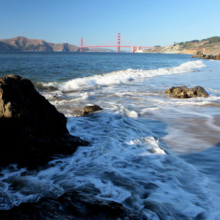 China Beach / Sea Cliff / San Francisco