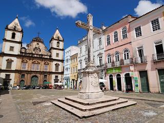 Imagine de Cruzeiro de São Francisco. brazil brasil salvador cruzeiro tokinaatx124 igrejadesãofrancisco
