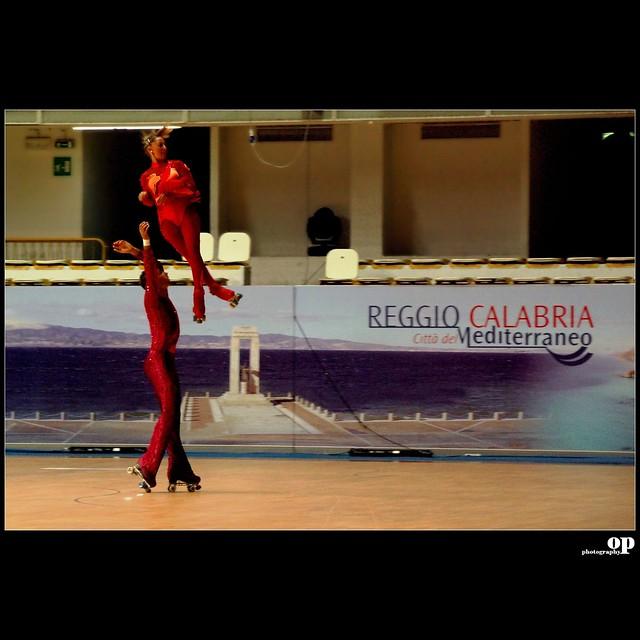 Jump! - Roller Skating Figure