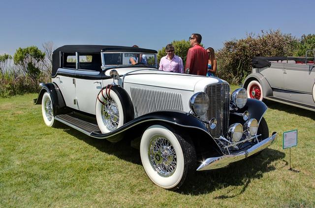 1934 auburn v12 salon 1230 4 door convertible flickr for 1934 auburn 1250 salon cabriolet