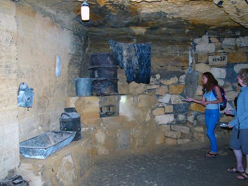 Catacombs Odessa