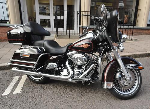 Spotless 2011 Harley Davidson