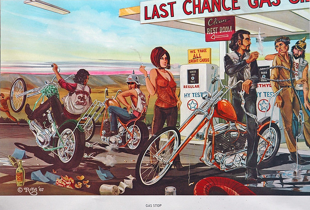 1960s Outlaw Biker Culture