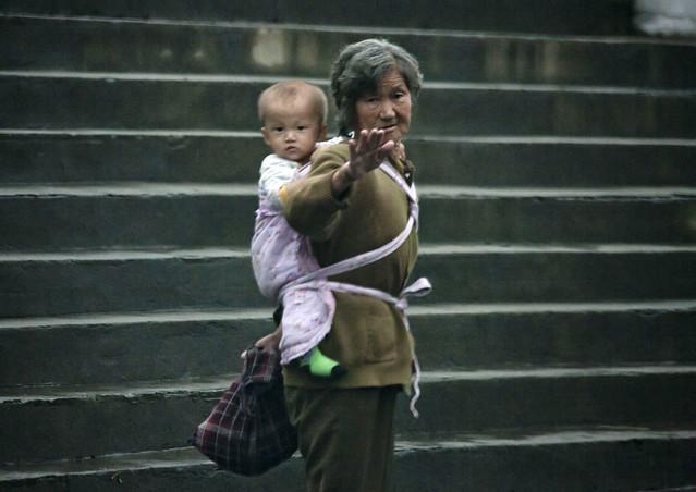 """Help"" or ""No Photo"" ? Hamhung North Korea"