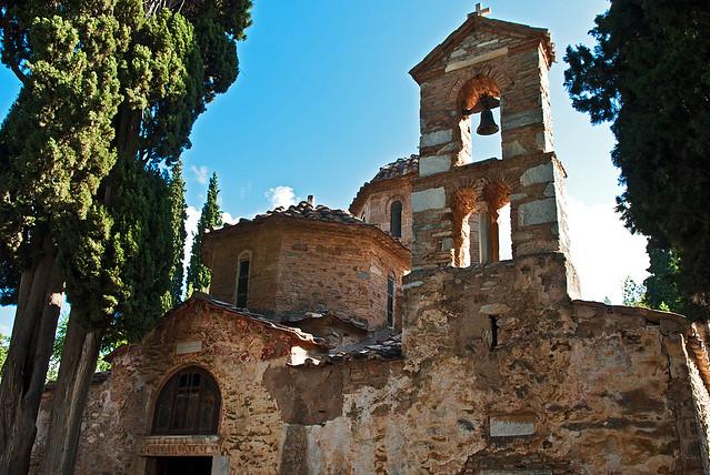 THE KAISARIANI MONASTERY, ATTICA, GREECE #1227A  Flickr ...