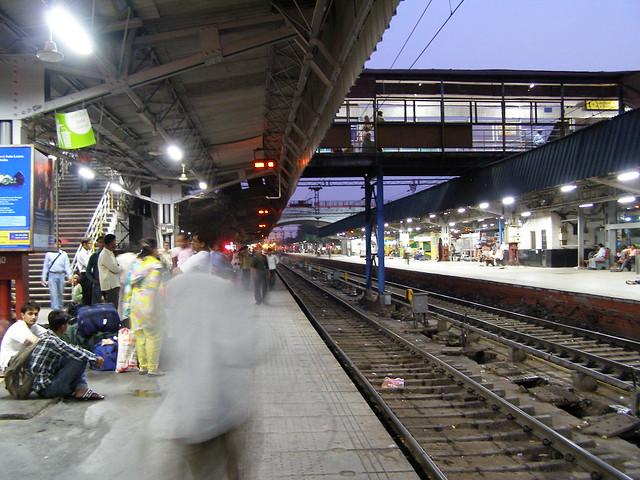 德里火车站