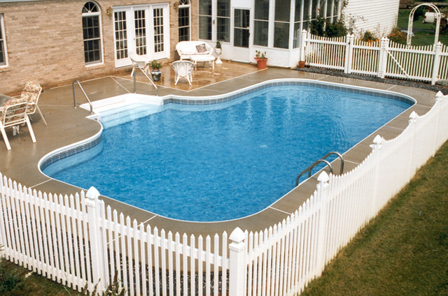 Photo for Concrete inground pools