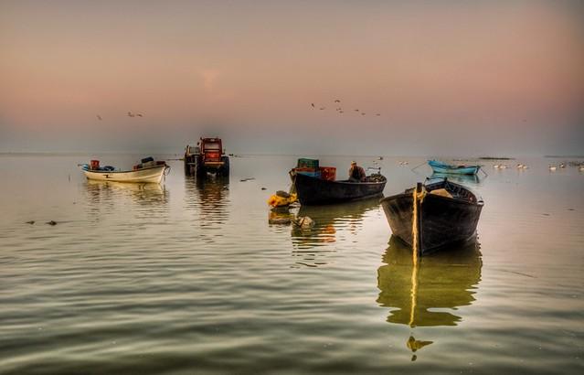 Manyas Lake, Turkey