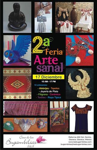 2nd Handicraft Fair, Las Bugambilias @ Oaxaca 12.2011