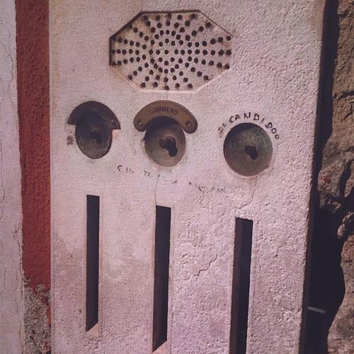Timbres #venice #venecia