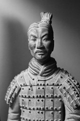 Replica Chinese Clay Figurine