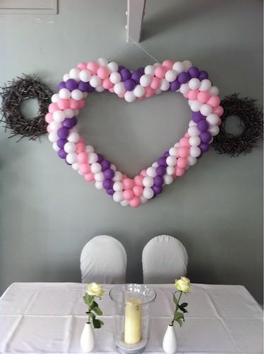 Ballonnenhart Huwelijk Abel Poortugaal