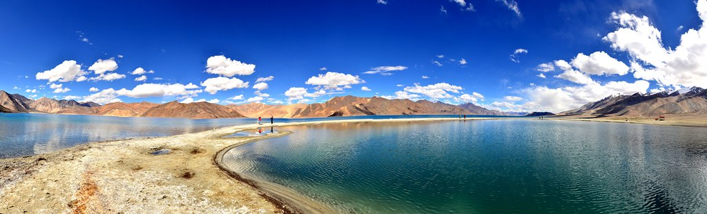 Beyond the Blues - Pangong Tso