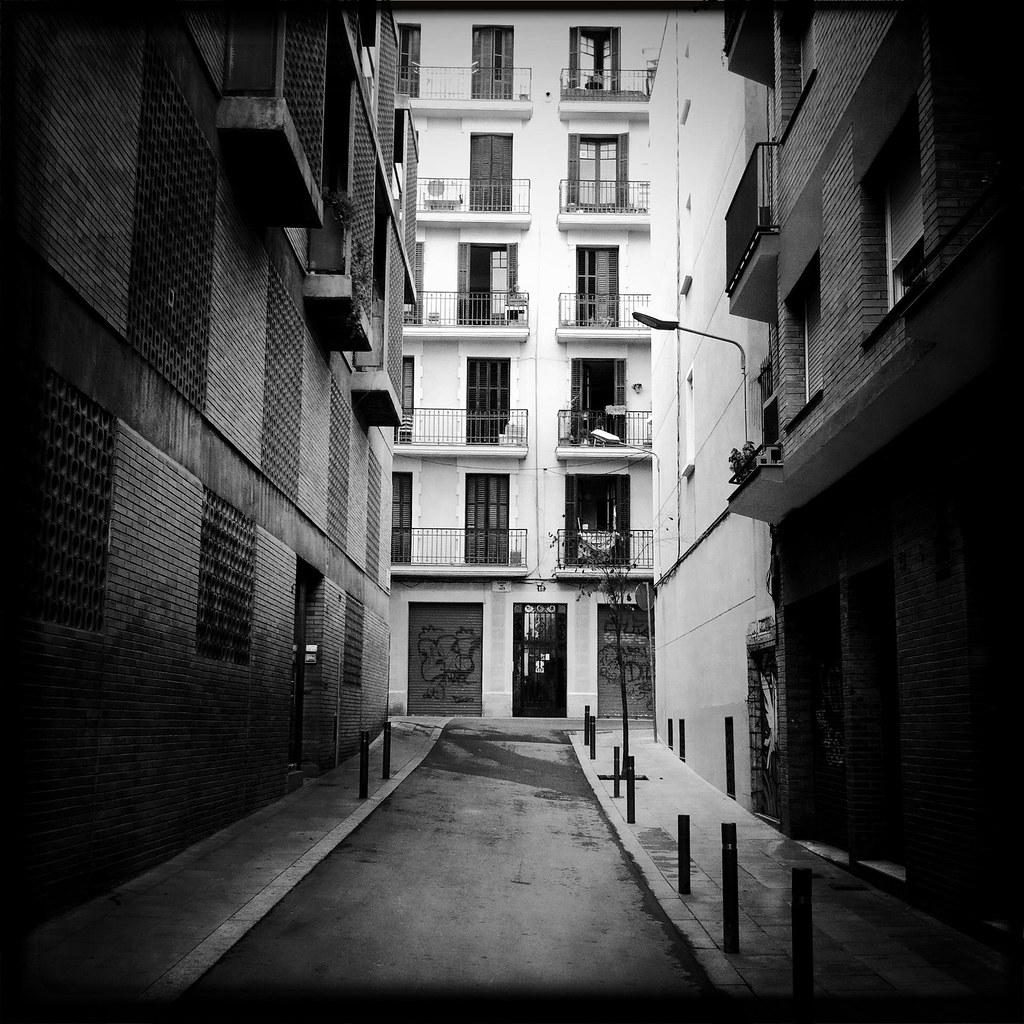 Barcelona: A Giant Maze