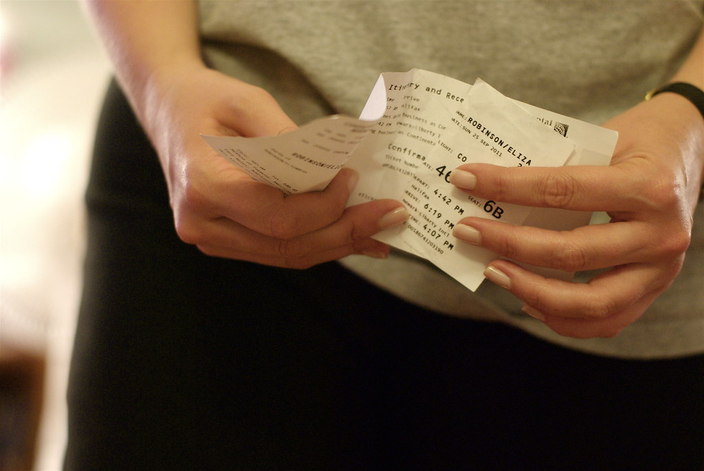 Day 141: Boarding Pass