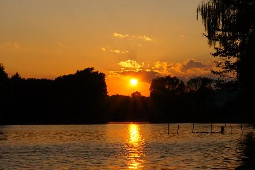 夕焼け Sunset