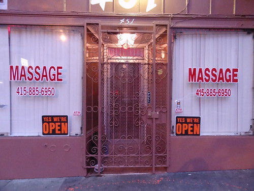Massage Parlors in SF