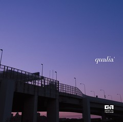 qualia 1 CD Jacket