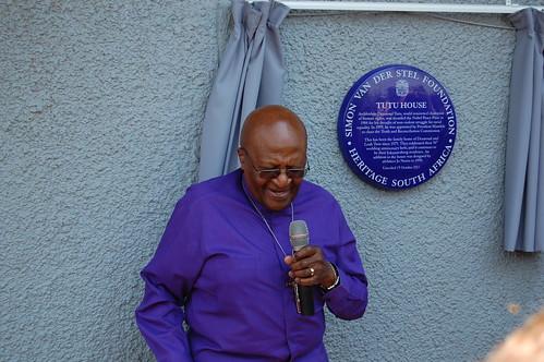 Archbishop Desmond Tutu photo