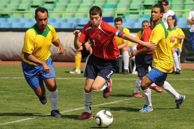 Soccer In Latin America 50
