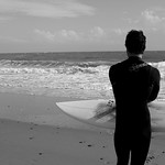 Surfing - Langland Bay, Gower