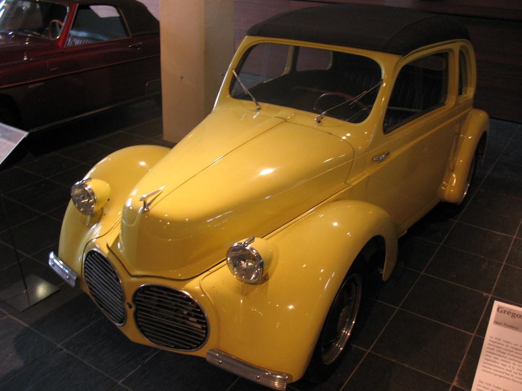 1941 gregoire afc prototype