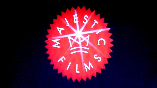 Studio Logo Majestic Films 1985