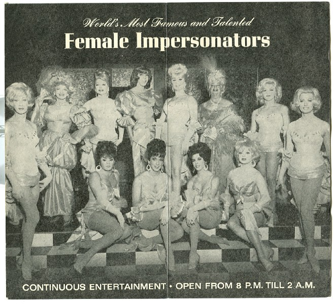 Female Impersonators - a photo on Flickriver