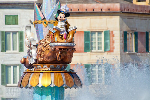 "Tokyo Disney Sea 10th Anniversary ""Be Magical!"""