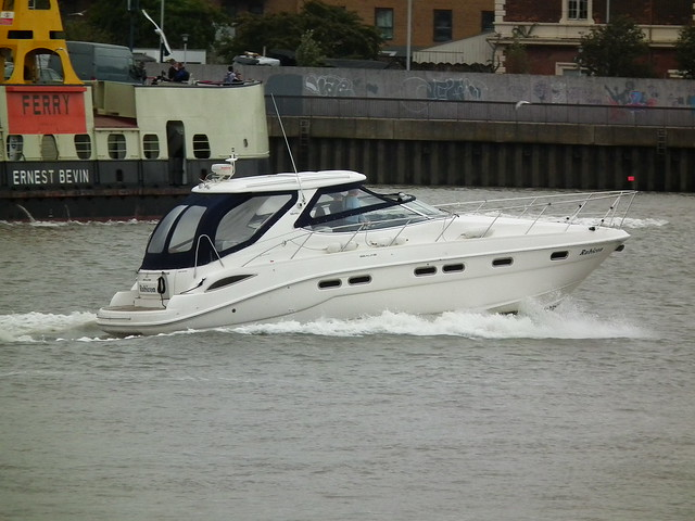 Rubicon Sealine S41 Sports Cruiser Motoryacht