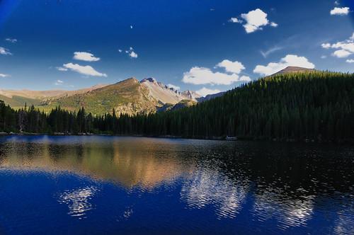 bear lake colorado bearlake rockymountainsnationalpark beavermeadows