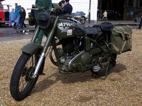 Matchless G3/L Motorcycle