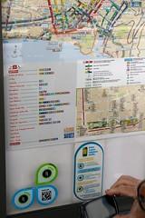 Signalisation Cityzi, transport, Nice