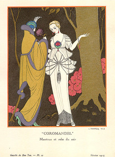Coromandel by George Barbier