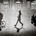 Chasing shadows by Violet Kashi