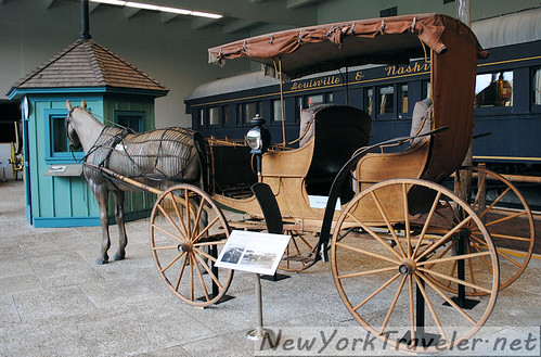 27 Carriage Display
