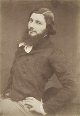 Courbet, 1853, by Emile Defonds and Victor Laine