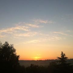 Le soleil viens de se lever, c'est l'heure du...