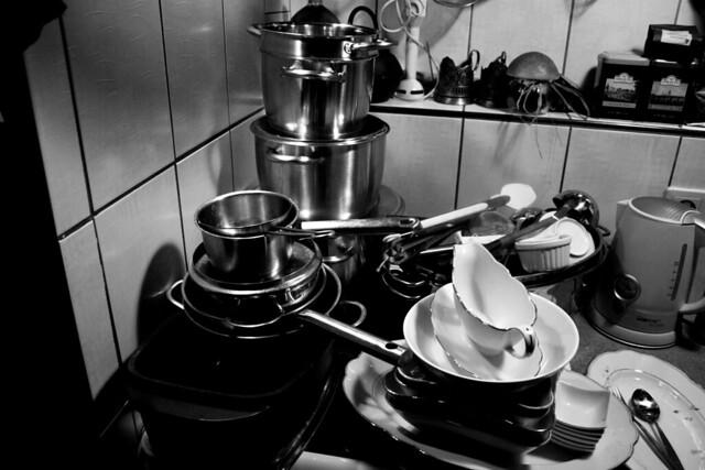 Was bleibt: Am Ende vom Kochen