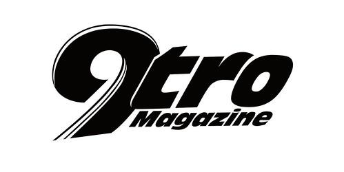 9tro Magazine Logo(black)